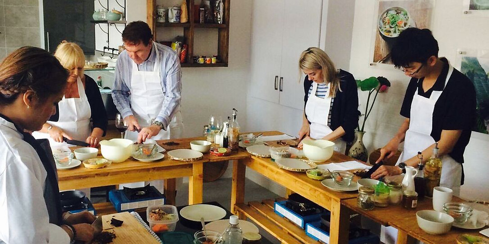Cooking Class (8/6)