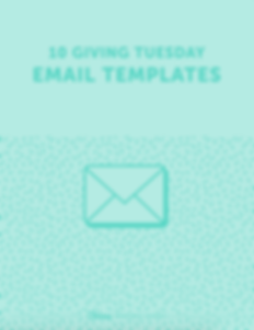 10 Giving Tuesday Email Templates