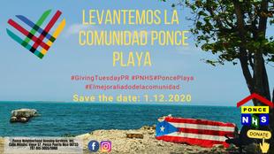 Levantemos La Comunidad Ponce Playa