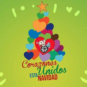 Corazones Unidos esta Navidad
