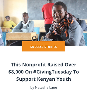This Nonprofit Raised Over $8,000 On #Gi