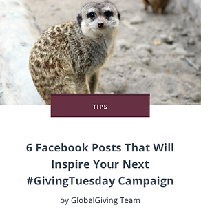 6 Facebook Posts That Will Inspire Your