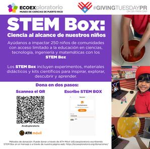 STEM Box: Ciencia al alcance de nuestros niños