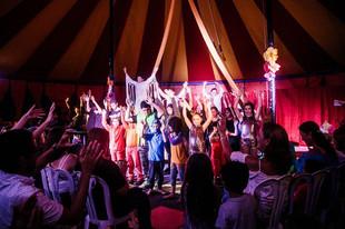 ¡Nueva carpa de Circo!