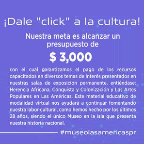 """Dale """"click"""" a la Cultura"""