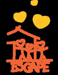 Logo ESCAPE_Vert Slogan sin block.png