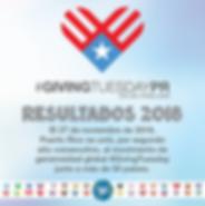Resultados / infografía 2018