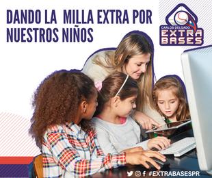 Dando la Milla Extra por Nuestros Niños