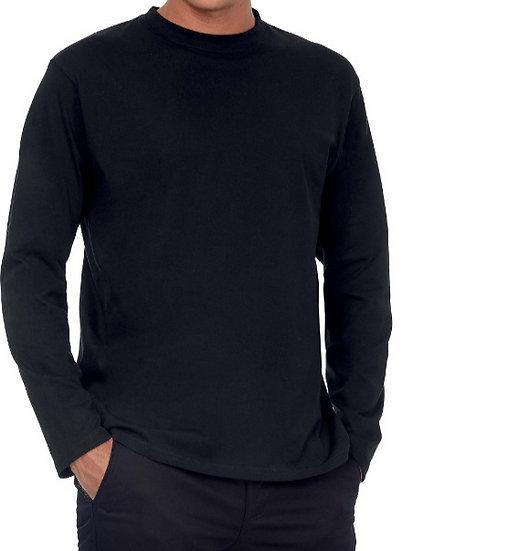 B&C | T-shirt manches longues #E190 Homme CG191