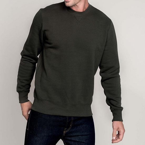 KARIBAN | Sweatshirt col rond Unisexe K442