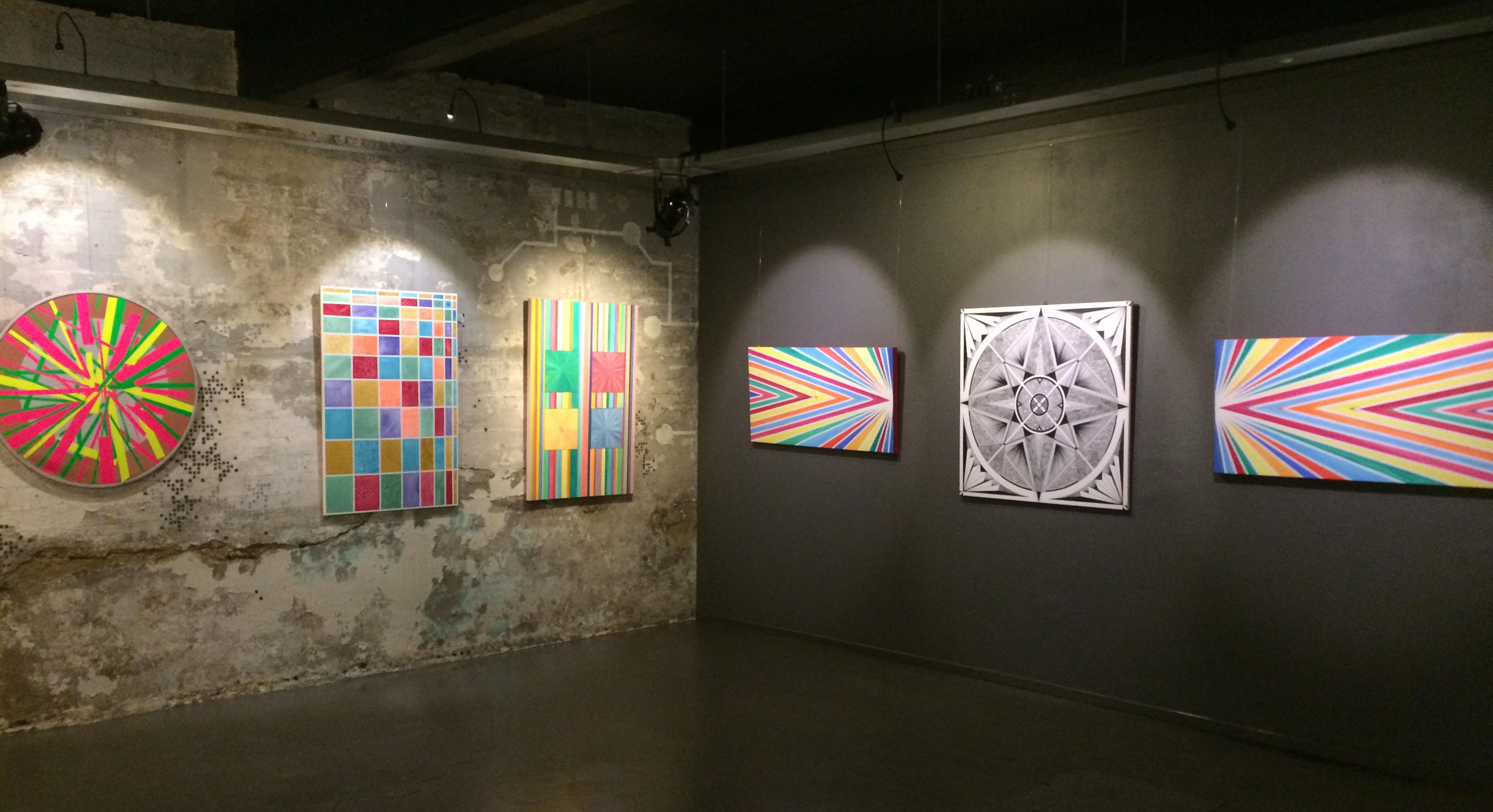 Salle d'exposition Art Gallery
