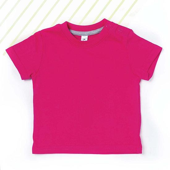KARIBAN | T-shirt manches courtes bébé K363