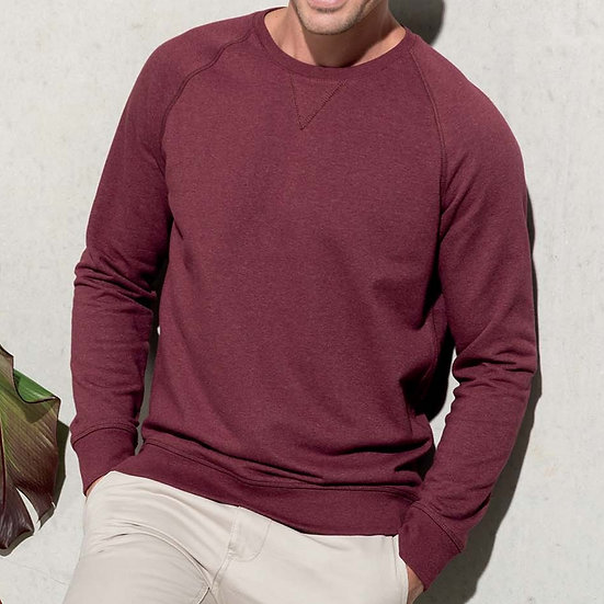 KARIBAN | Sweatshirt bio Homme K480