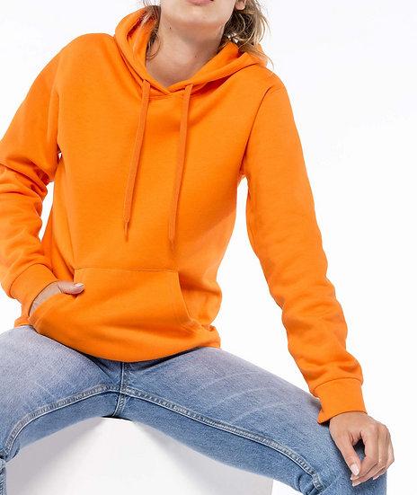 KARIBAN | Sweatshirt capuche Femme K473
