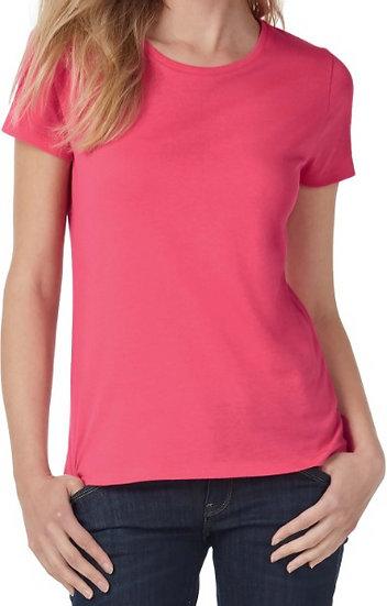 B&C | T-shirt #E150 Femme CGTW02T