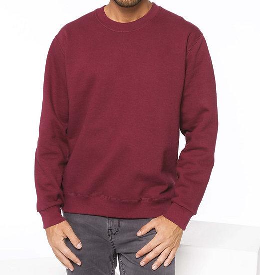 KARIBAN | Sweatshirt col rond Unisexe K474