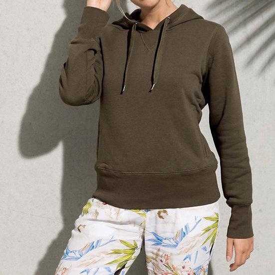 KARIBAN | Sweatshirt à capuche Femme K483