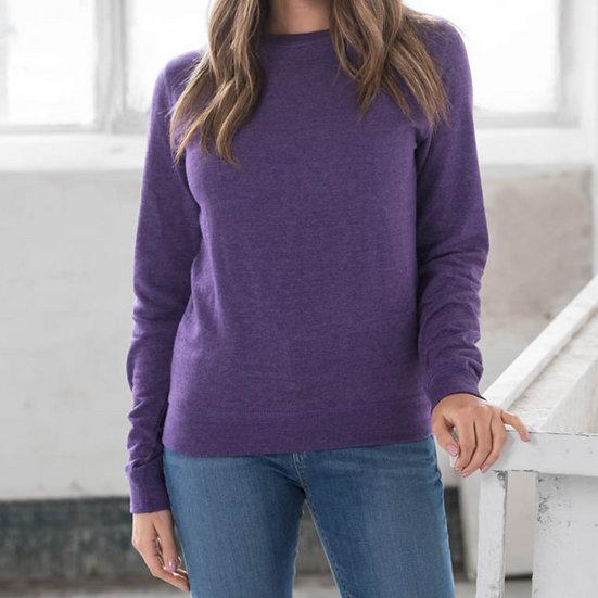 AWDIS | Sweatshirt à col rond Femme JH045