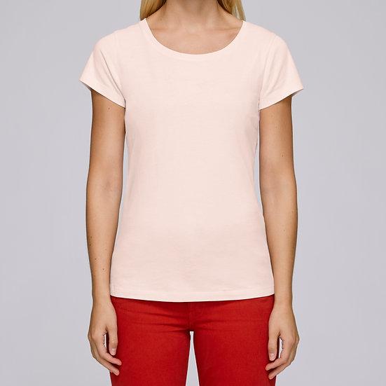 STANLEY STELLA | T-shirt col rond moulant Femme STTW028