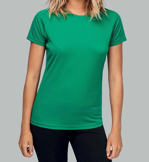 KARIBAN | T-shirt sport Femme PA439