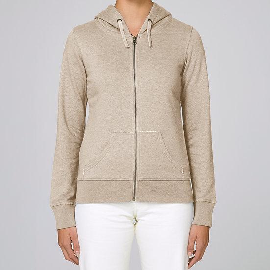 STANLEY STELLA | Sweat à capuche zippé Femme STSW127