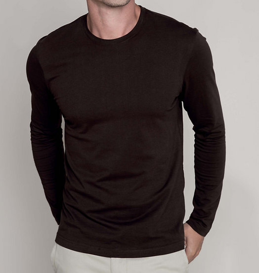 KARIBAN | T-shirt manches longues Homme K359