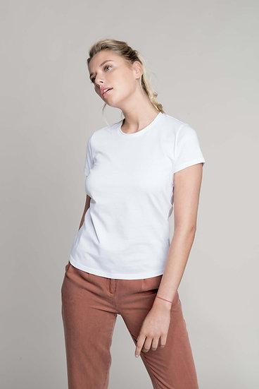KARIBAN | T-shirt col rond Femme K380