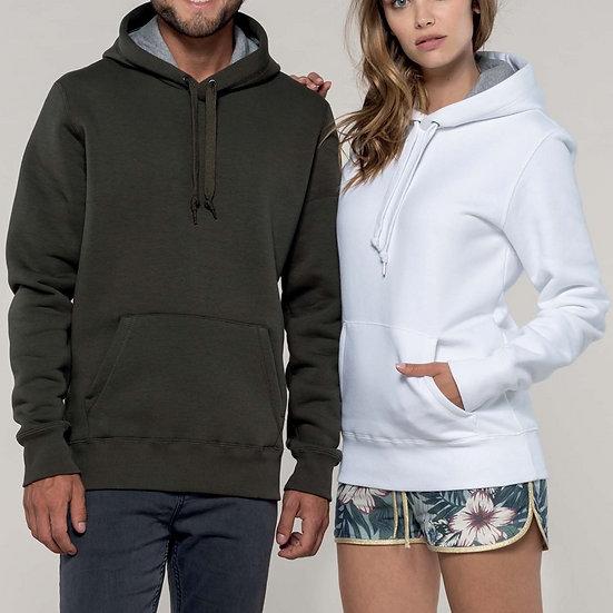 KARIBAN | Sweatshirt capuche Unisexe K443