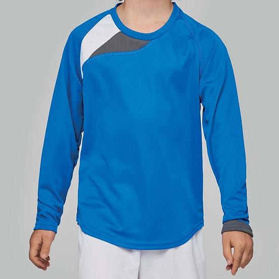 KARIBAN | T-shirt sport manches longues Enfant PA409