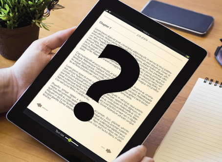 What is an e-book?