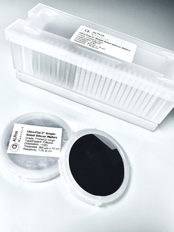 2 inches Silicon Wafer