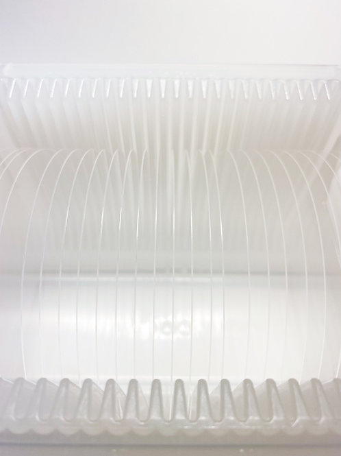 Double-Side Polished (DSP) Fused Quartz/Silica Wafers