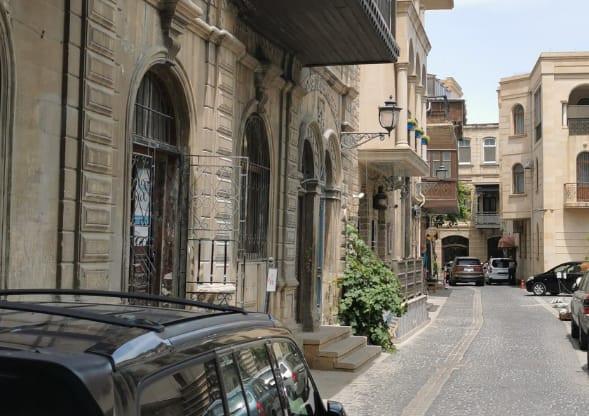 Baku Old City Day