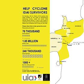 Cyclone Idai Call for donations & design