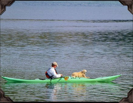 Jere Folgert, Kayaking with Cassidy