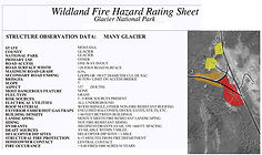 Wildfire Mapping, GIS