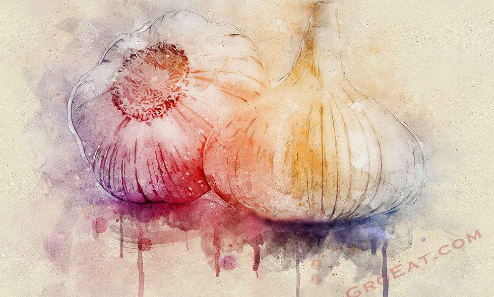 Garlic Pair