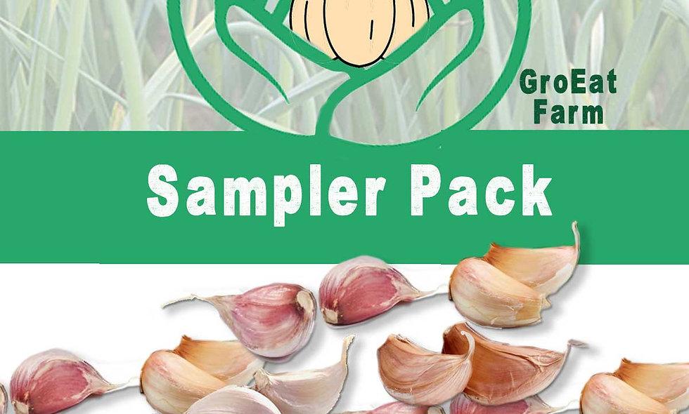 Garlic Sampler Pack