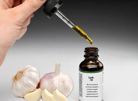 Garlic and Cosmetics? Really?