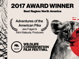 Best North American Film (WCFF)