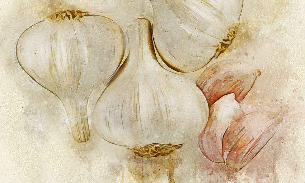 Nested Garlic
