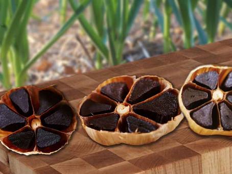What is Black Garlic?   (The Dark Art)