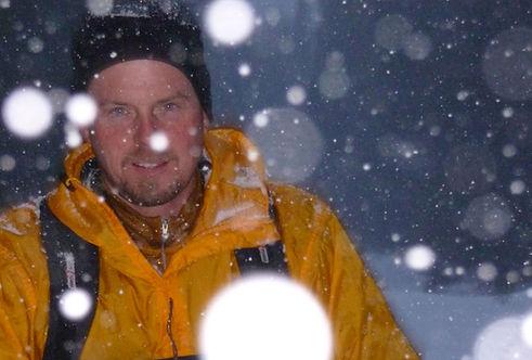 Jere Folgert Skiing