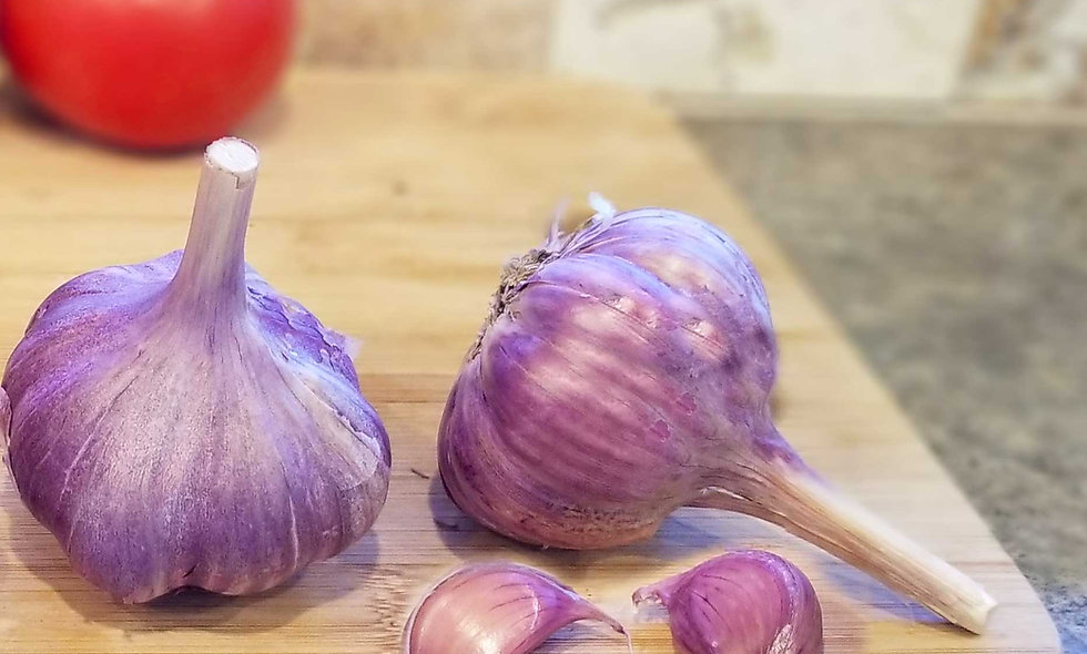 CULINARY GARLIC, From our farm to you