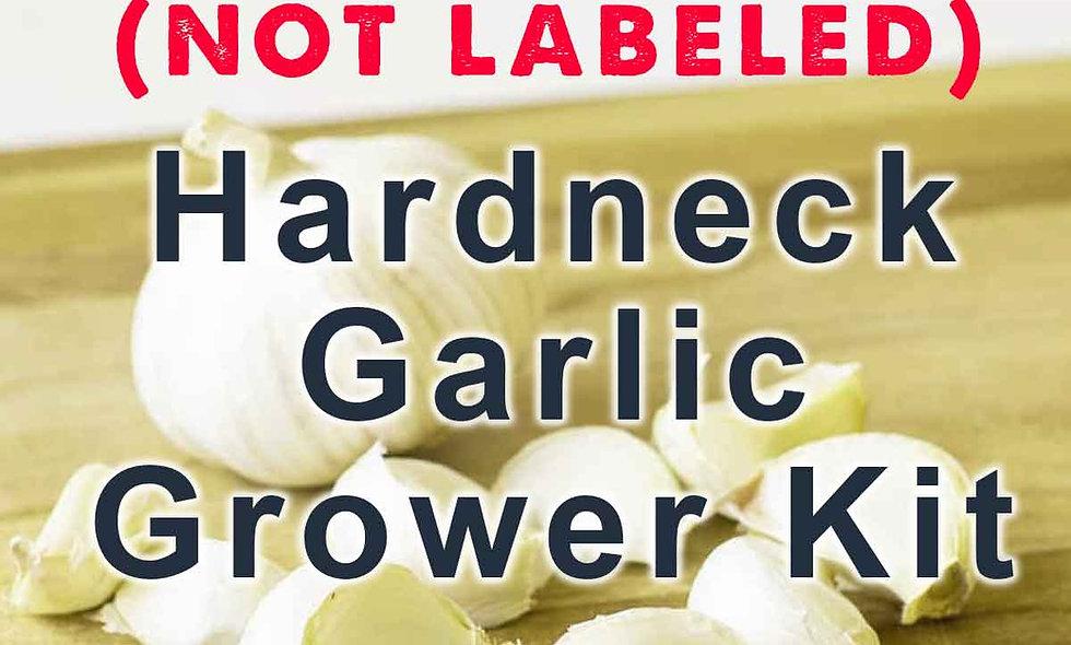 Hardneck Garlic Grower Starter Kit.  (Random Cloves and Instructions)
