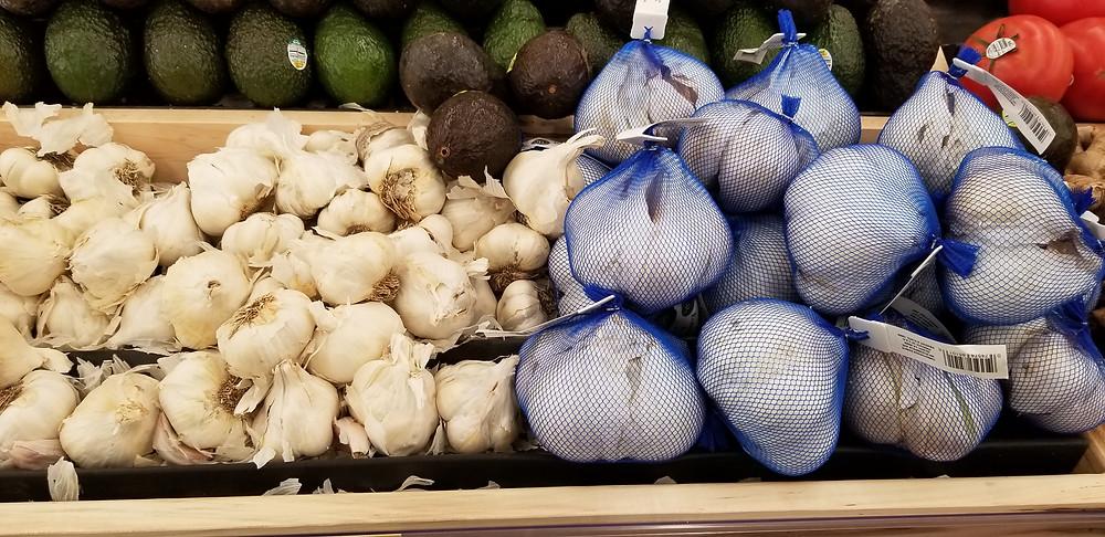 garlic,