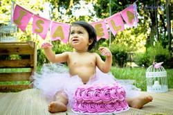 Isabela - Smash the cake