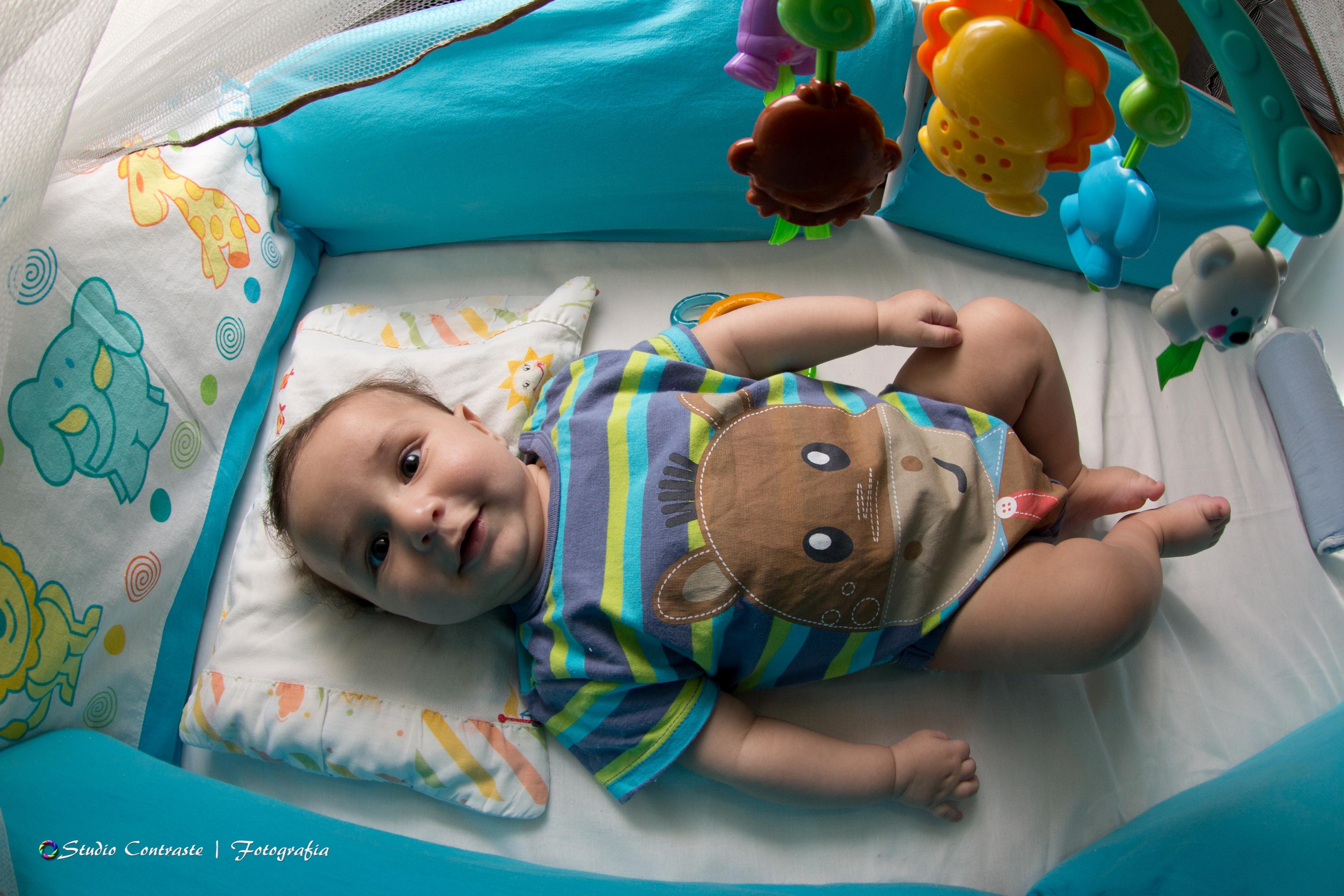Isaac - 5 meses