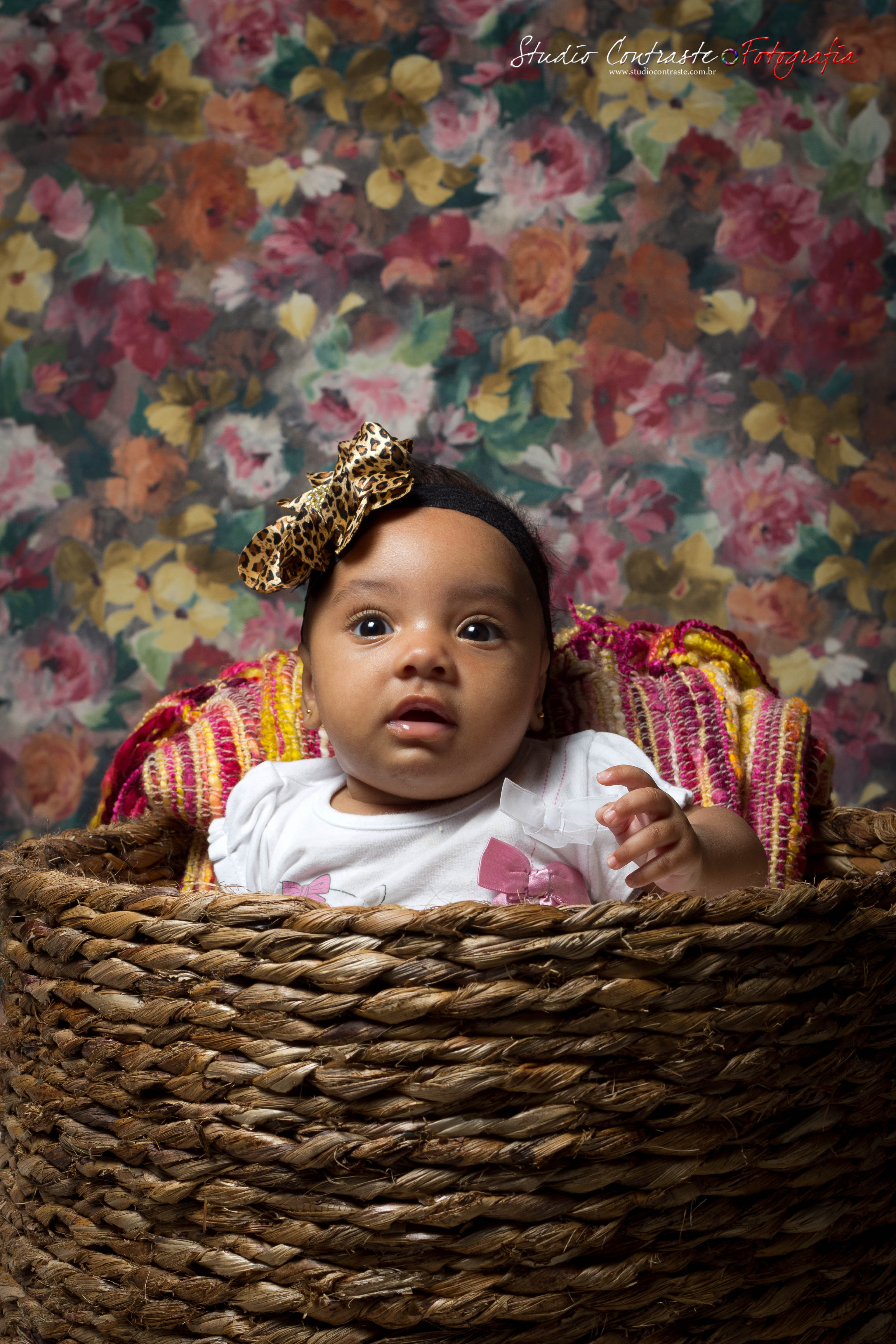 Ana Cecília - 3 meses