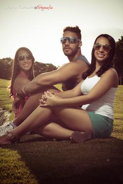 Barbara, Bruna & Bernardo